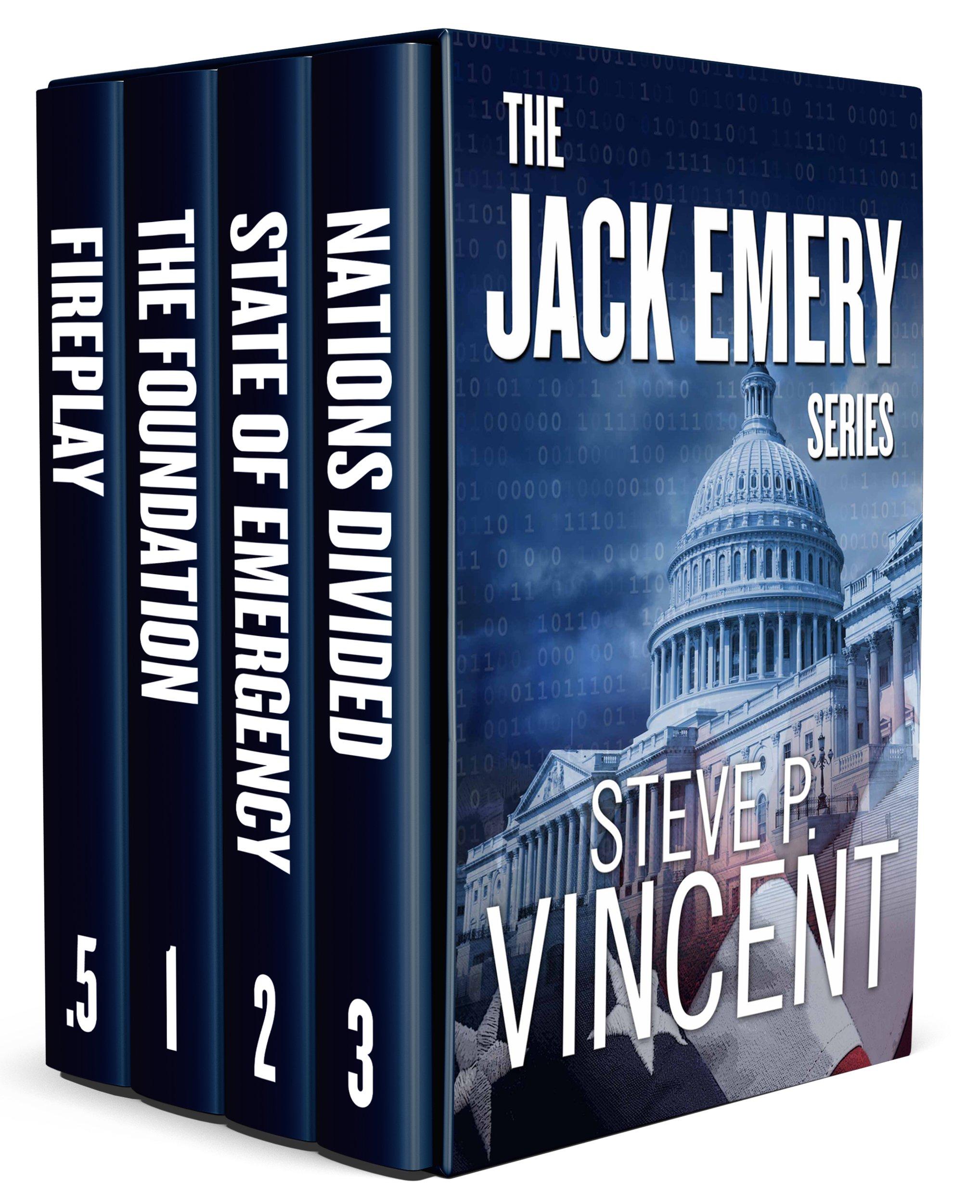 The Jack Emery Series: Books 1-3