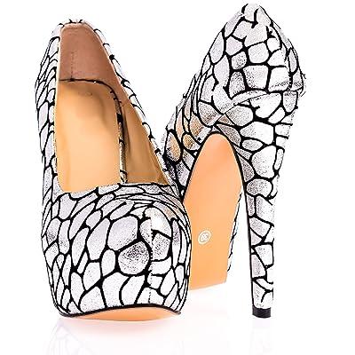 c89b829390c Ça Va Bien Fashion - Zapatos de vestir para mujer