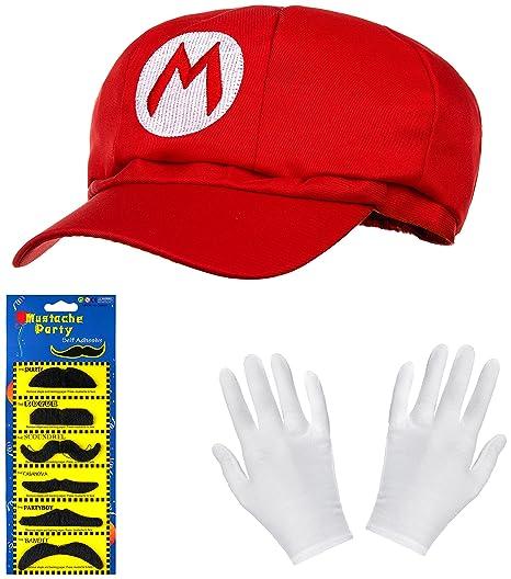 2x Mütze Und Handschuhe Für Jungen 2-4y Hüte & Mützen