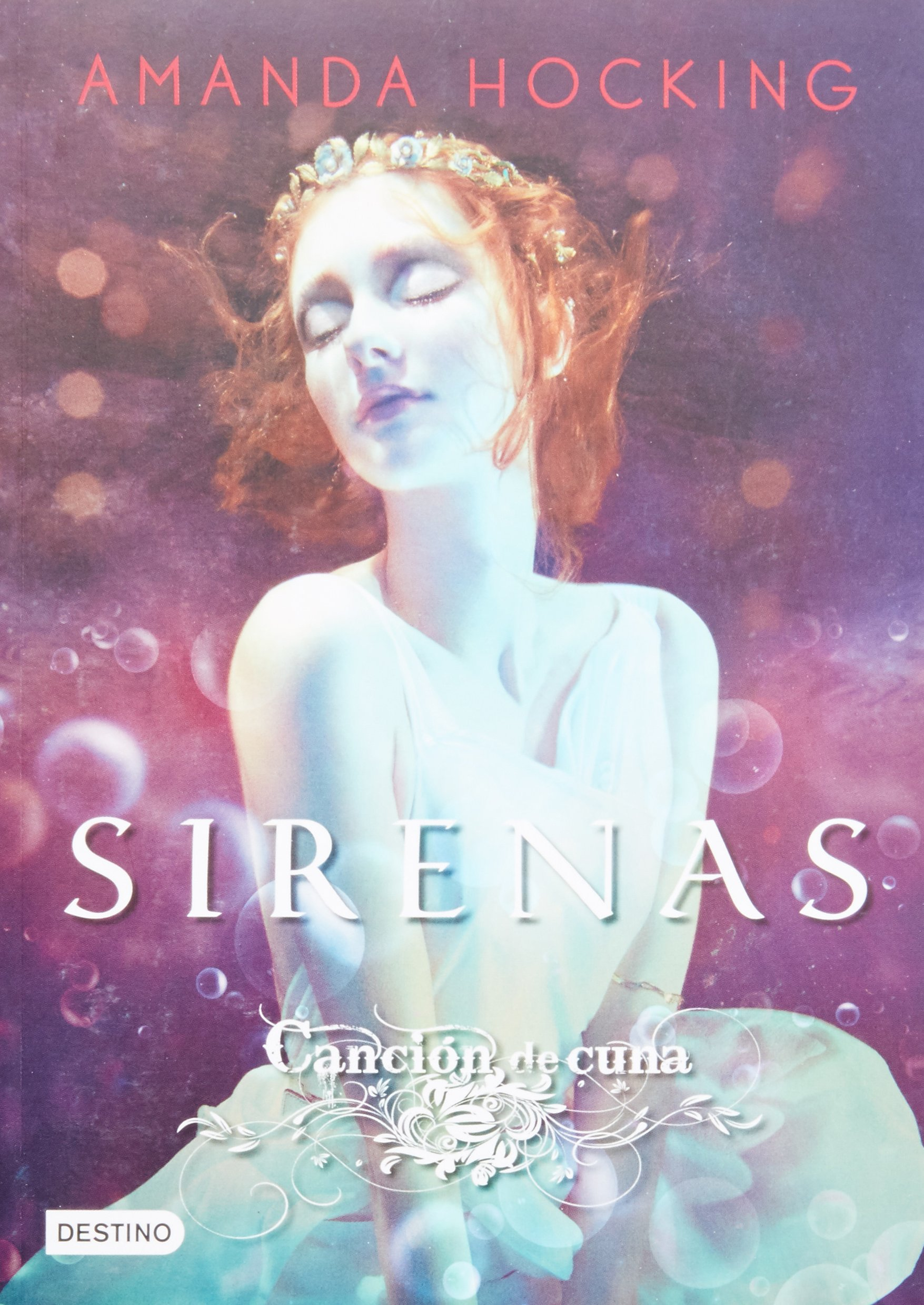 Cancion de Cuna=Lullaby (Sirenas/Sirens): Amazon.es: Amanda Hocking: Libros