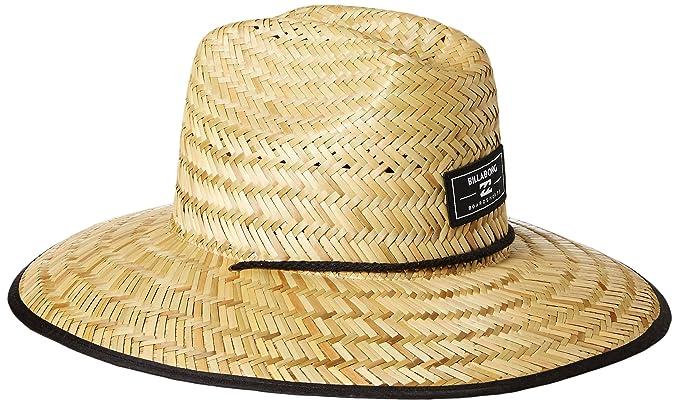 bdbabc7300d36 Amazon.com  Billabong Men s Spectator Straw Lifeguard Hat