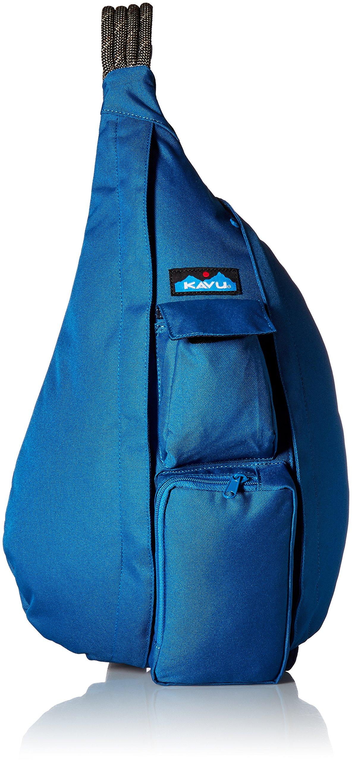 KAVU Rope Sling, Blue Slate, One Size