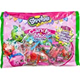 Shopkins Candy Mix Piñata Filler | Candy Characters, Lollipops,& Gummies | Assorted For Parties and Birthday. (Shopkins)