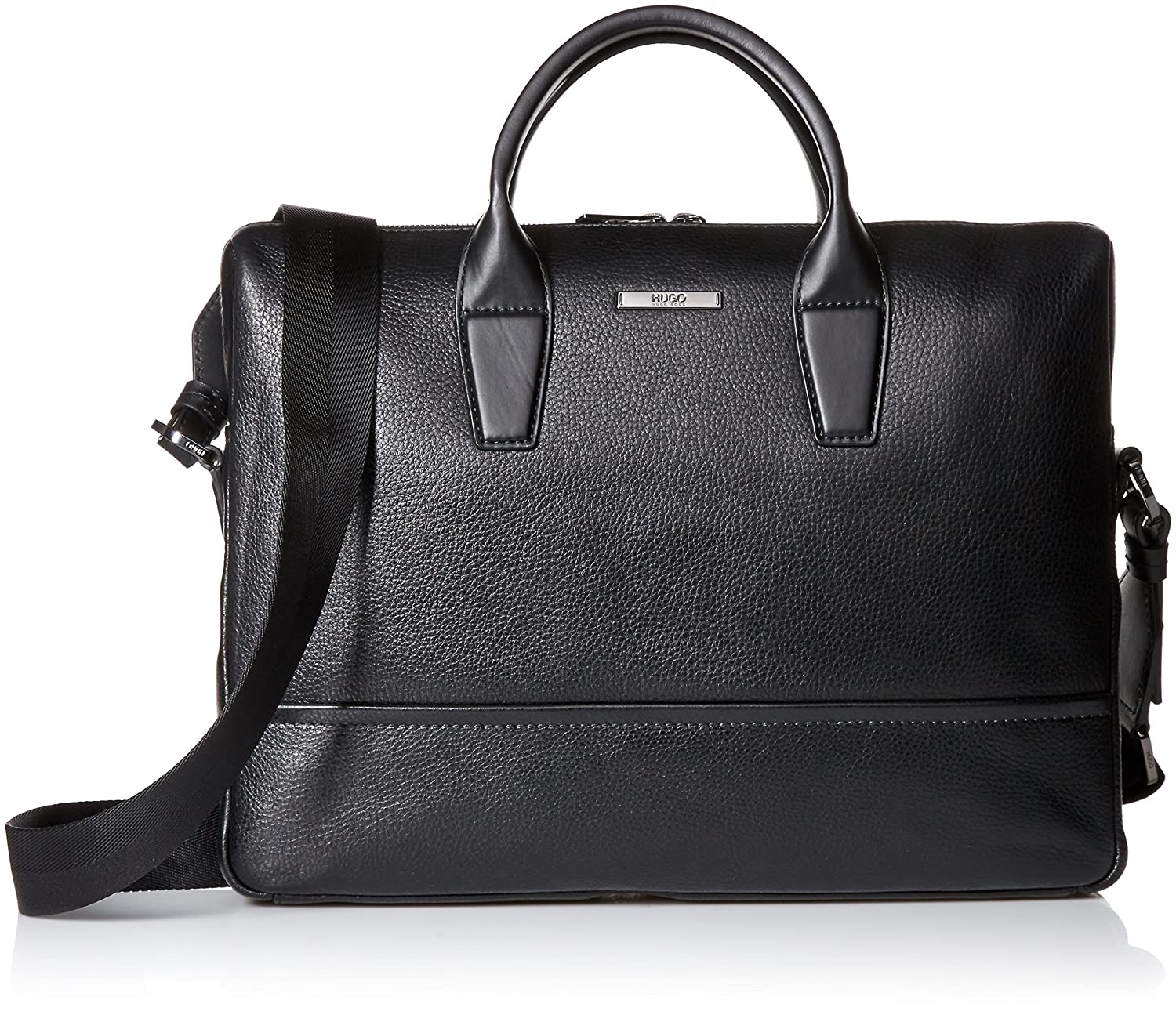 Hugo Hugo Boss Men 's要素Workbag One Size ブラック B01M5GE0JF