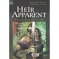 Heir Apparent book cover