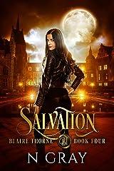 Salvation: A Dark Urban Fantasy (Blaire Thorne Book 4) Kindle Edition