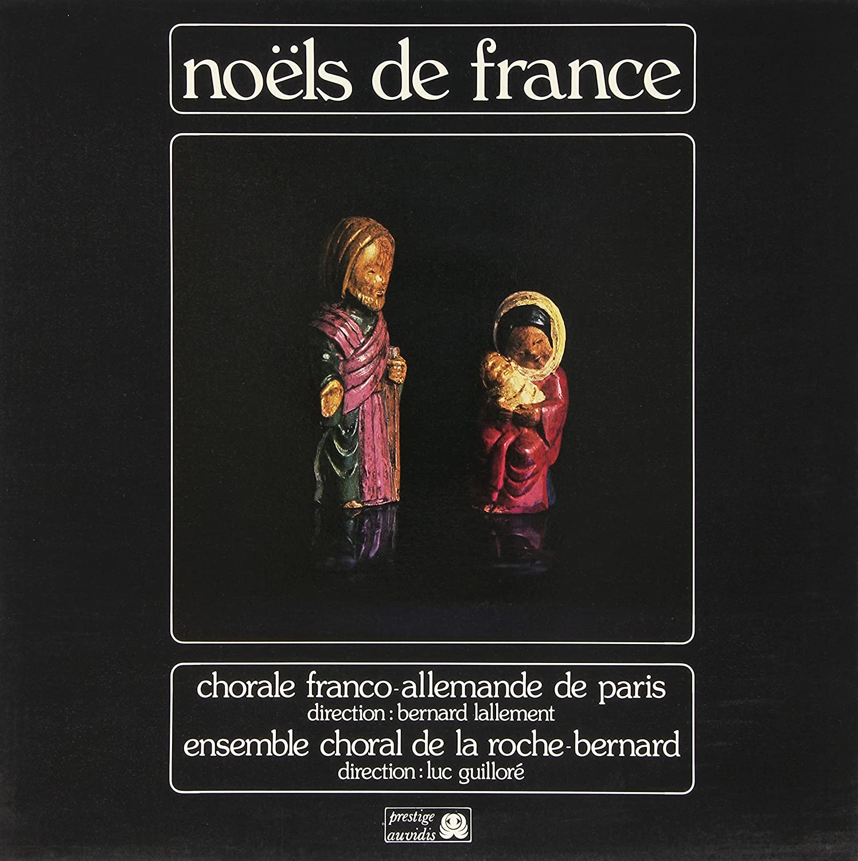 Noels de France : venez bergers et bergeres ; c'etait a l'heure de minuit ; il sommeillaitle pauvre patre ;... / Anthologie   Anthologie