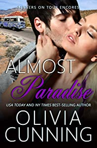 Almost Paradise (Sinners on Tour Book 8)