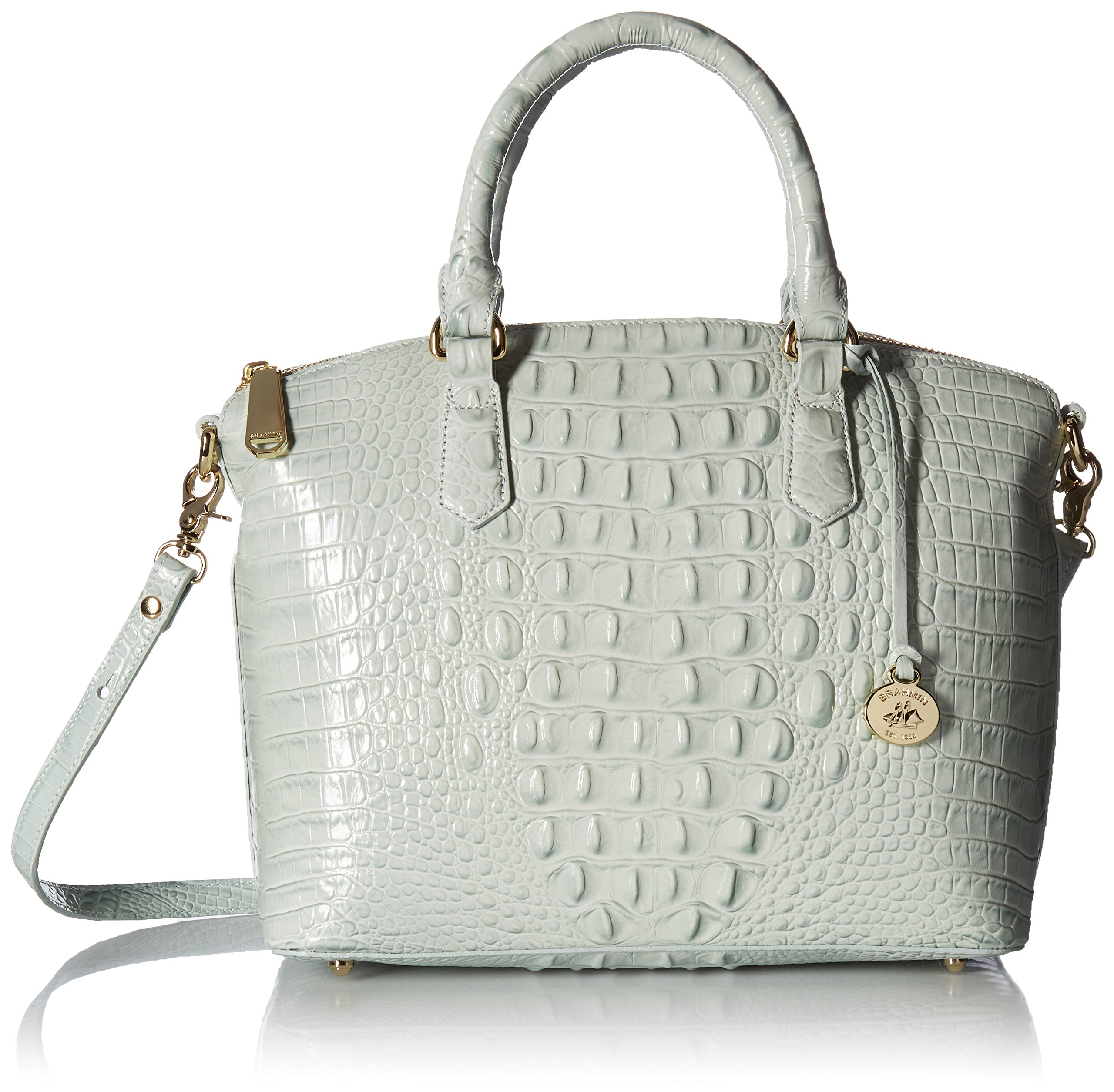 Brahmin Duxbury Satchel, Sea Glass by Brahmin