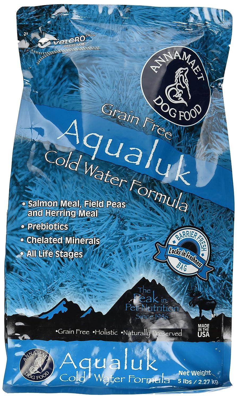 Annamaet Grain Free Aqualuk Cold Water Formula Dry Dog Food 5lb