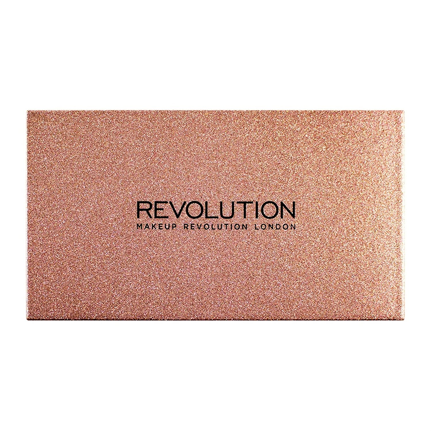 Make-up Revolution Life on the Dance Floor Lidschatten palette- Gäste Liste Makeup Revolution 5057566008716