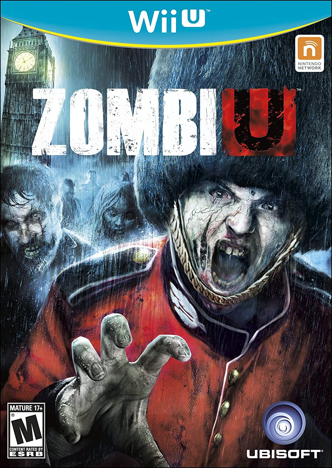 Amazon.com: ZombiU - Nintendo Wii U: Video Games on monster hunter 4 map, dark souls map, teslagrad map, don't starve map, the walking dead map, dead island 2 map, donkey kong country returns map, shovel knight map, cry of fear map, far cry 3 map, crackdown 2 map, evolve map, the legend of zelda map, monster hunter 3 ultimate map, hyrule warriors map, state of decay map, hitman absolution map, the elder scrolls v: skyrim map, bioshock infinite map, lego marvel super heroes map,