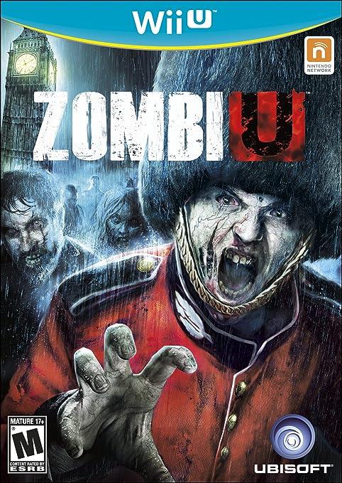 Amazon Com Zombiu Nintendo Wii U Video Games