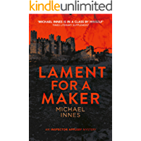 Lament for a Maker (The Inspector Appleby Mysteries Book 3)