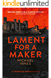 Lament for a Maker (The Inspector Appleby Mysteries)