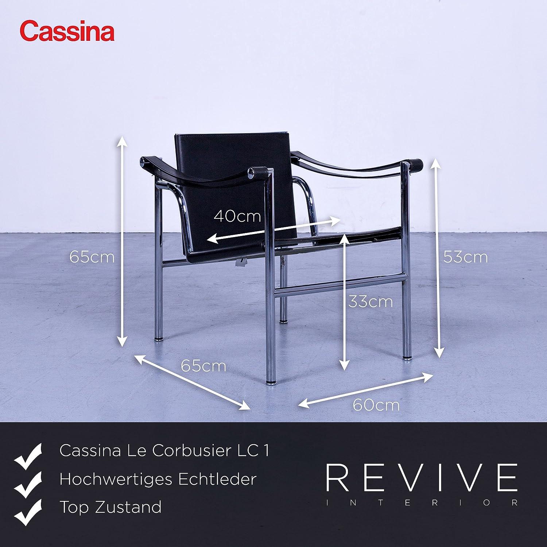 Cassina Le Corbusier LC 1 by Le Corbusier, Jeanneret ...