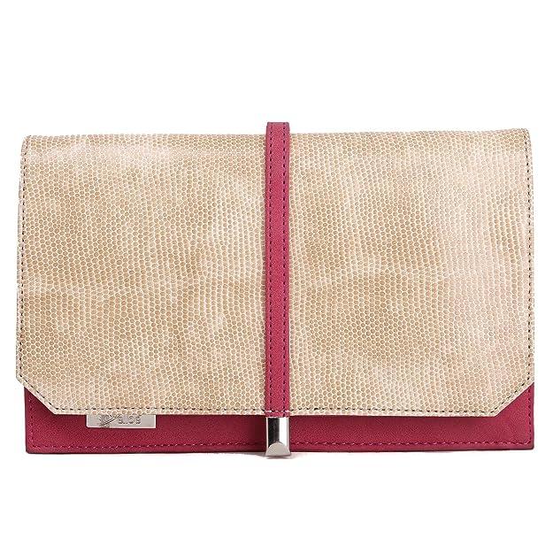 Yelloe Women's Sling Bag (Beige) Sling & Cross-Body Bags at amazon