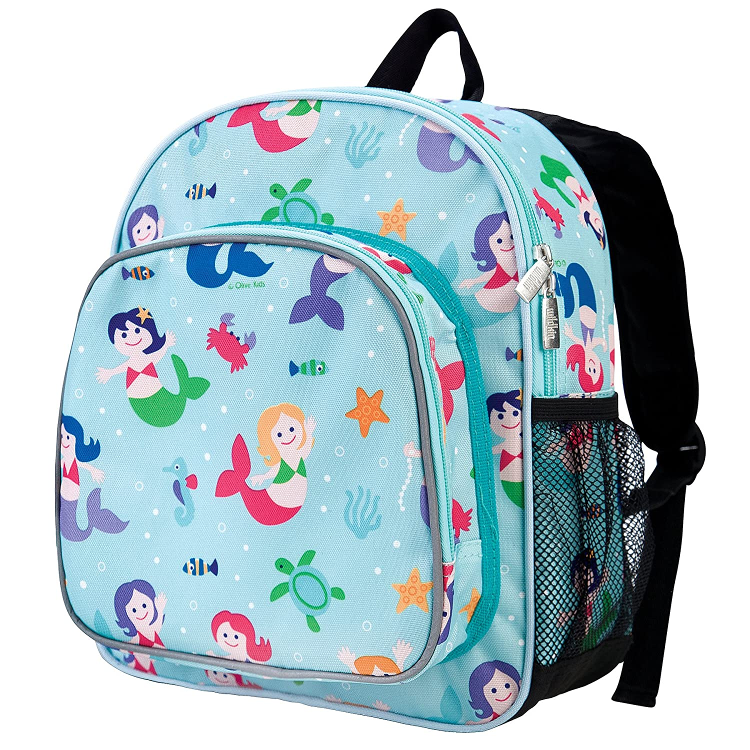 Amazon Olive Kids Mermaids 12 Inch Backpack Kitchen Dining
