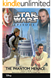 Star Wars Episode I:  The Phantom Menace: Junior Novelization (Disney Junior Novel (ebook)) (English Edition)