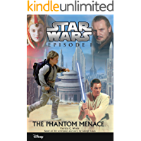 Star Wars Episode I:  The Phantom Menace: Junior Novelization (Disney Junior Novel (ebook)) (English Edition)