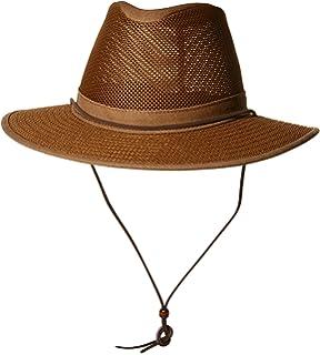 77d9d8987b4 Amazon.com  Henschel Men s Aussie Hat  Sports   Outdoors