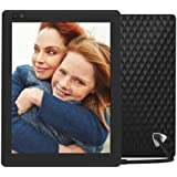nixplay seed 10 wifi digital photo frame black