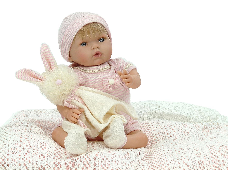 Nines Artesanals d'Onil - Tita, muñeca bebé con chupete (1080) Nines Artesanals d'Onil alegría dulce feliz