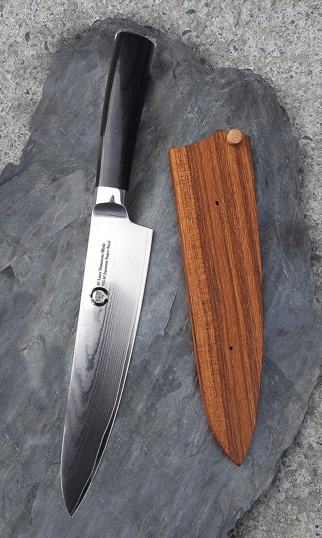 Amazon.com: Koto Satori - Cuchillo de chef profesional ...