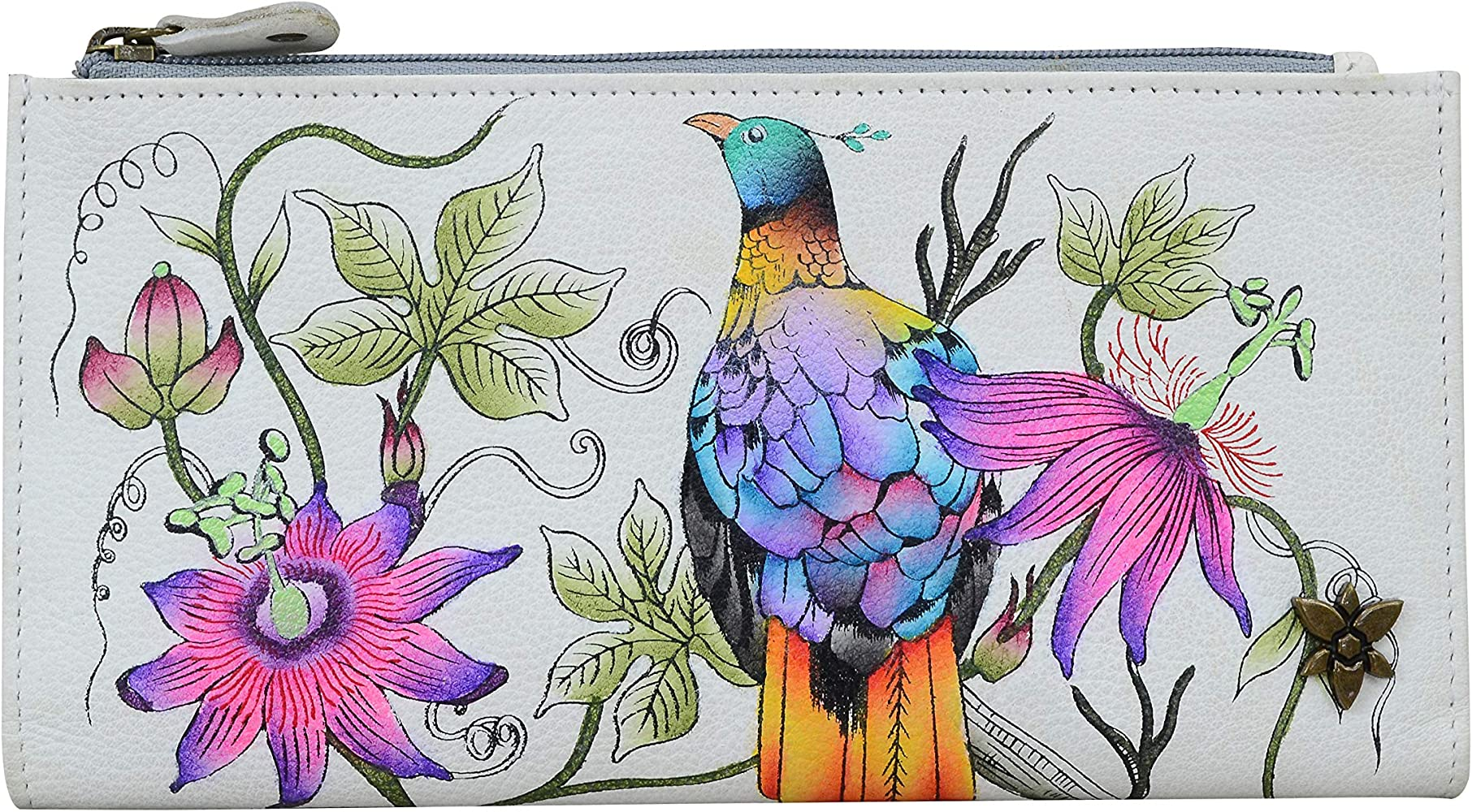 Hand Painted Skint Purse