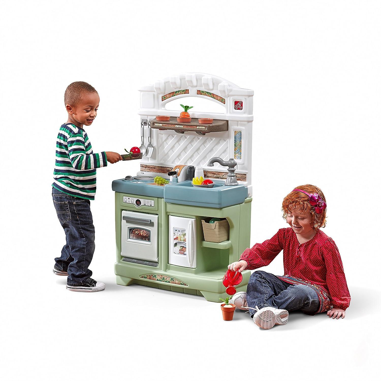 Amazon.com: Step2 Garden Fresh Kitchen Playset: Toys & Games