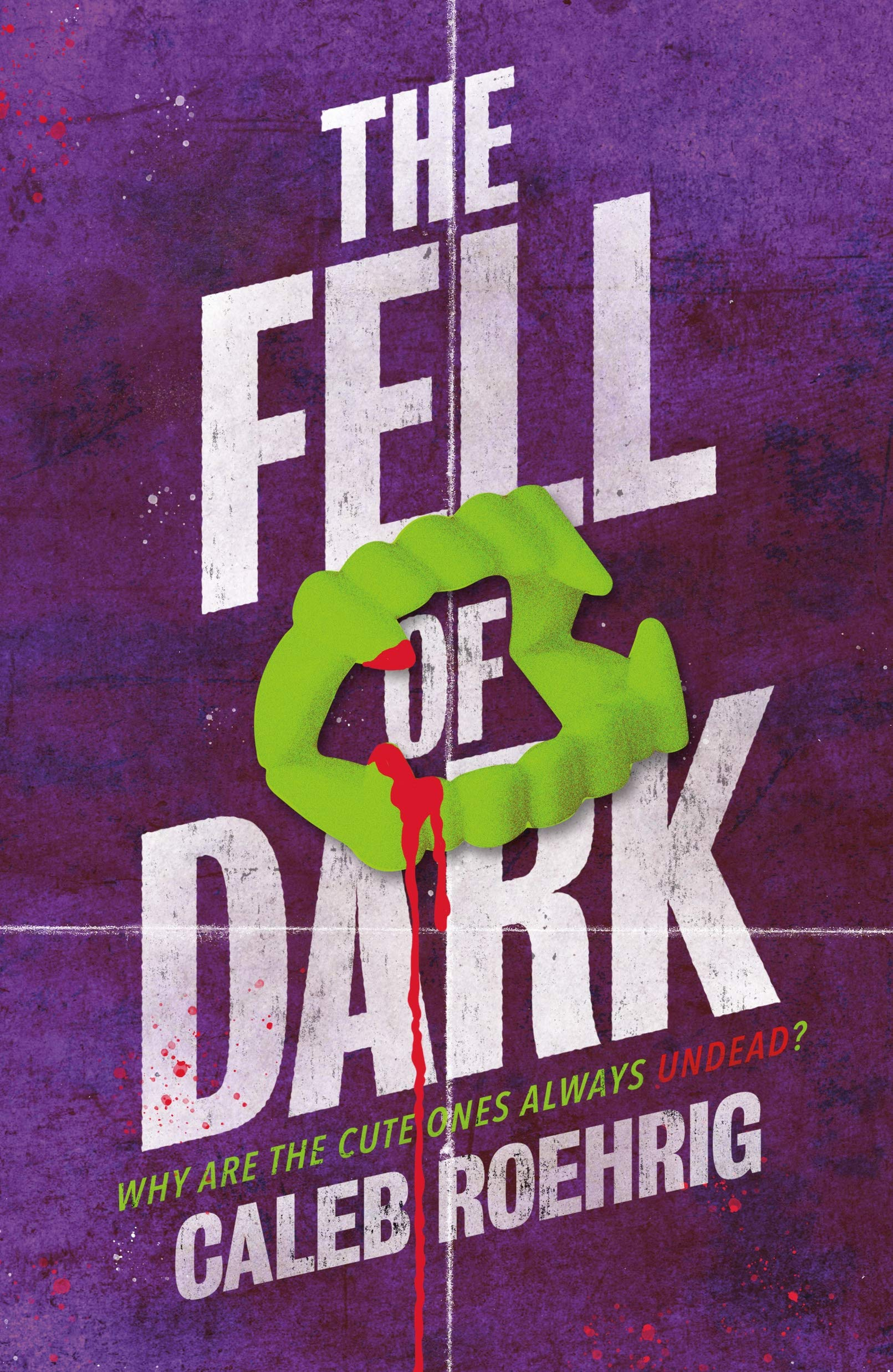 Amazon.com: The Fell of Dark (9781250155849): Roehrig, Caleb: Books