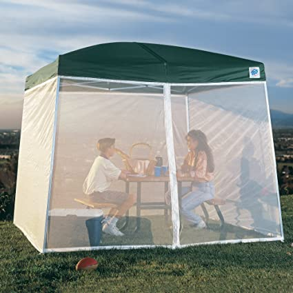 E-Z Up Screen Room for a 10u0027x10u0027 Dome or Sierra Instant Shelter & Amazon.com : E-Z Up Screen Room for a 10u0027x10u0027 Dome or Sierra ...