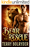 Bear to the Rescue (Bear Claw Security Book 3)