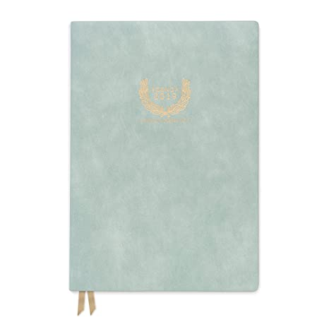 Amazon.com : DesignWorks Ink Soft Cover Vegan Leather 17 ...