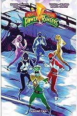 Mighty Morphin Power Rangers Vol. 2 (2) Paperback