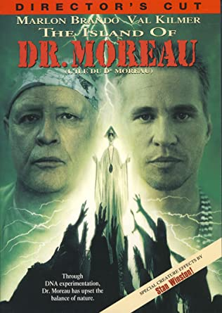 the island of dr. moreau characters