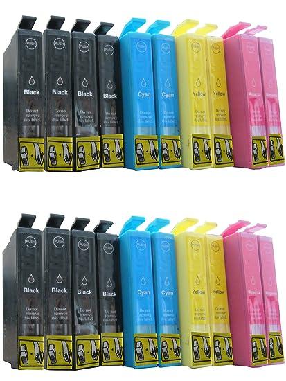 20 Compatible XL Cartuchos de impresora para Epson Stylus Office ...