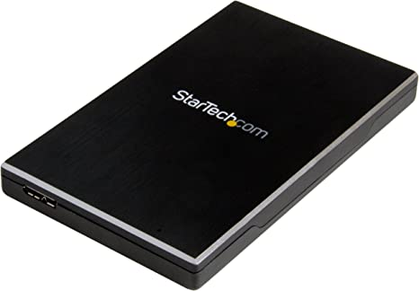 """Supports S Enclosure for 3.5/"""" SATA Drives 10 Gbps StarTech.com USB 3.1 Gen 2"""