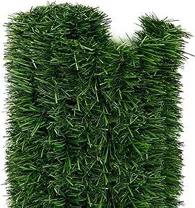 jarolift Estera arbusto seto Artificial para Balcones terrazas y Jardines, 1,5 x 3m: Amazon.es: Jardín