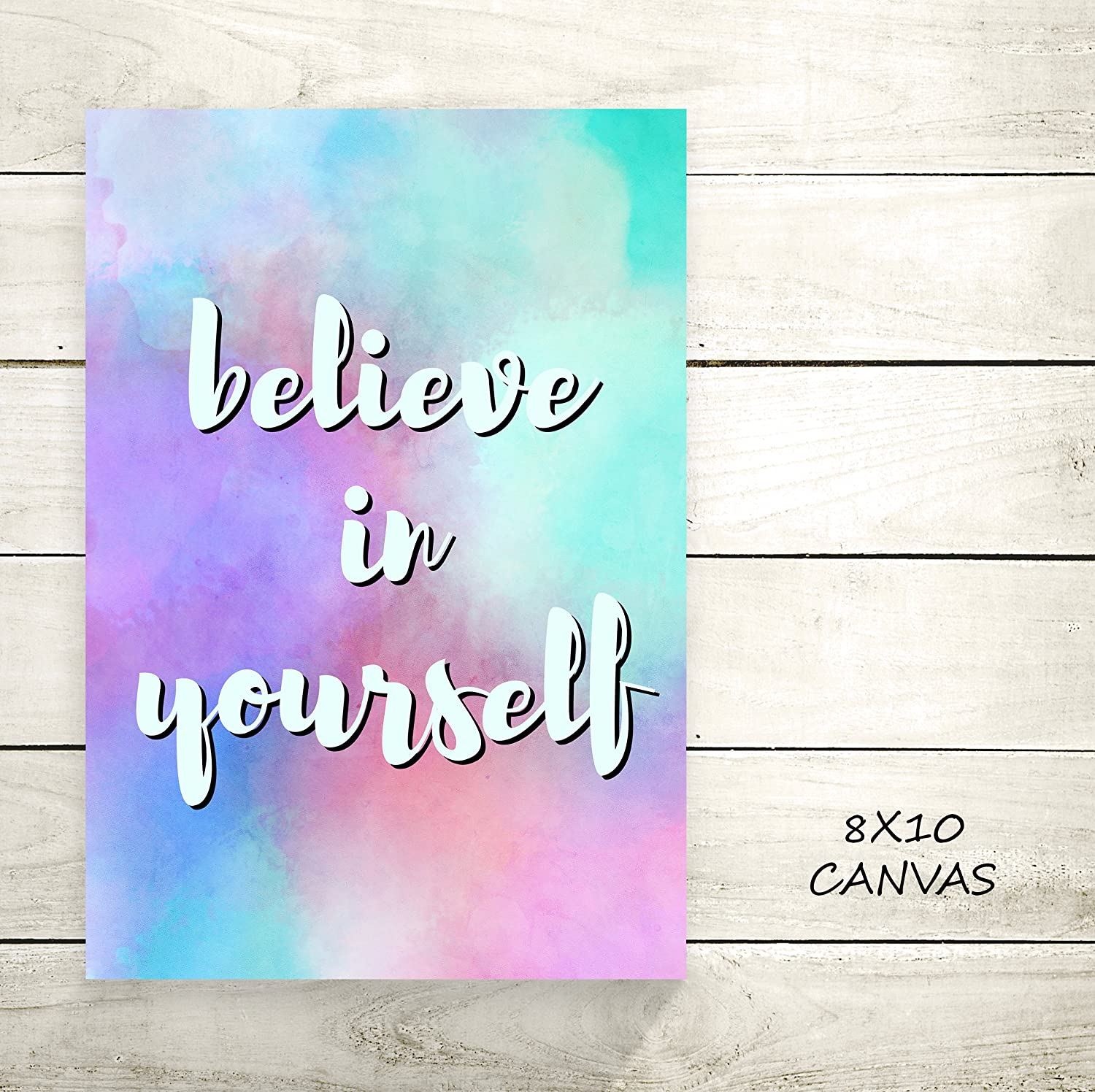 Amazon Believe In Yourself Inspirational Empowering Quotes