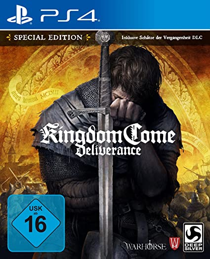Kingdom Come Deliverance Special Edition - PS4 [Importación ...