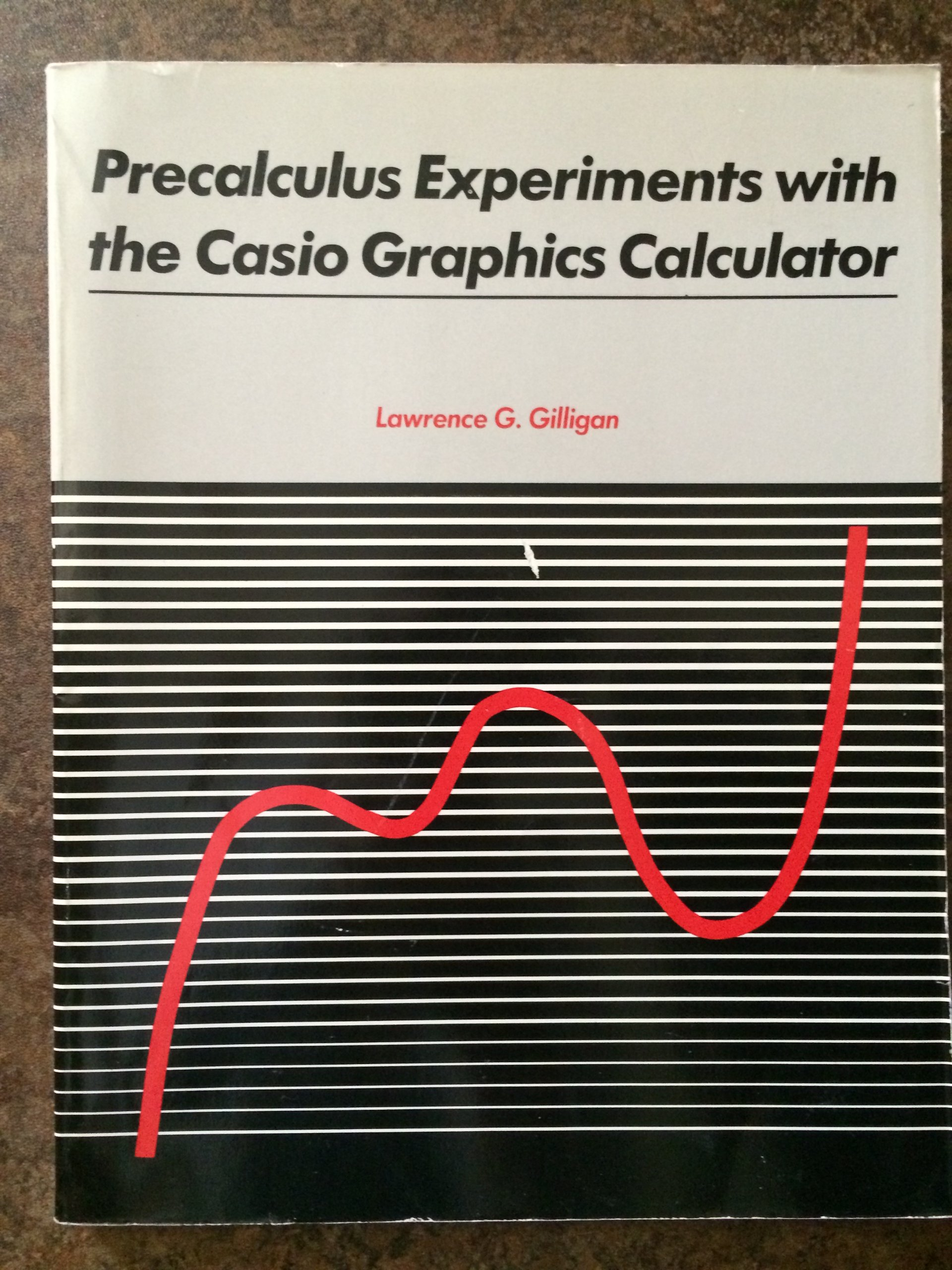 Precalculus Experiments With the Casion Graphic