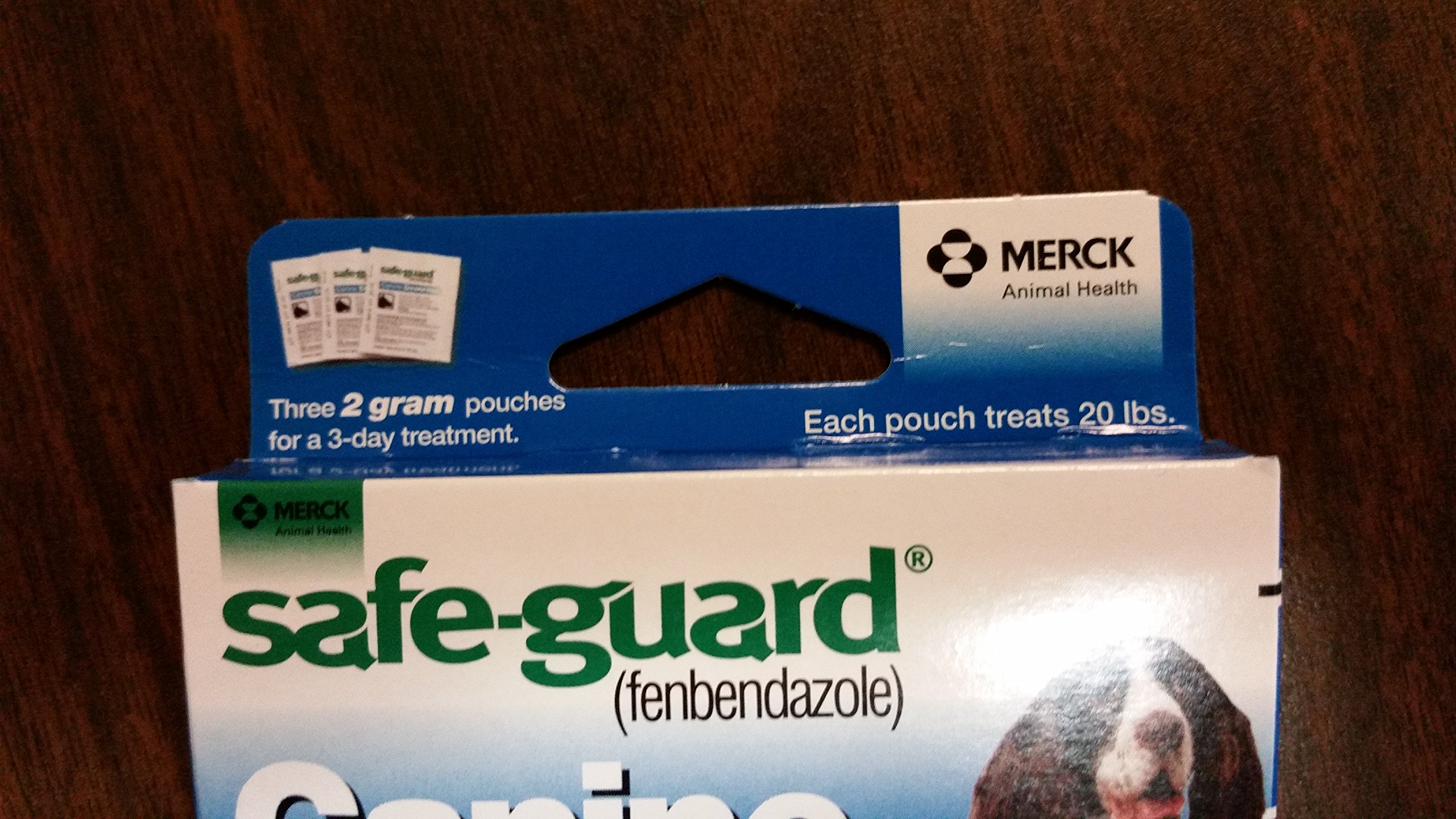 Eio Wormer Safeguard 4 Md Dog by Safeguard (Image #2)