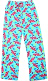 Girls Little Mix Heart Bows Lounge Pants Cotton Pyjama Bottoms sizes from 7 to 13 Years