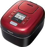 パナソニック 3合 炊飯器 圧力IH式 おどり炊き 豊穣ブラック SR-JX055-K