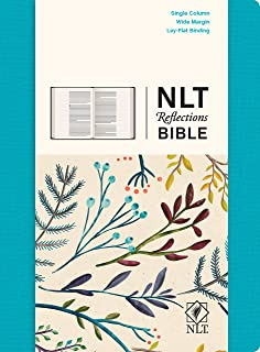 NLT Reflections Bible The For Journaling