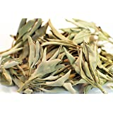White Sage Leaves - Organic - 1 Pound - by EarthWise Aromatics