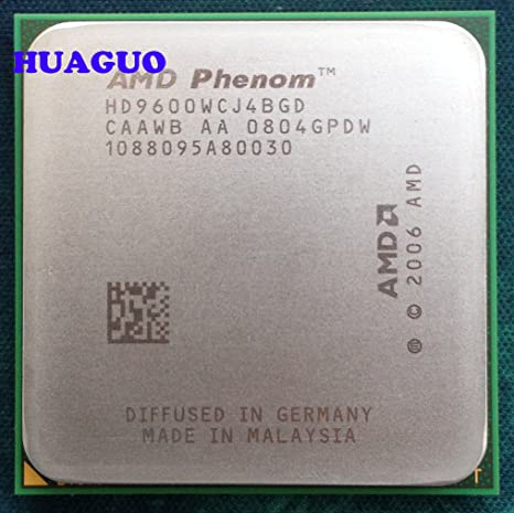 AMD PHENOM 9600 DRIVERS PC