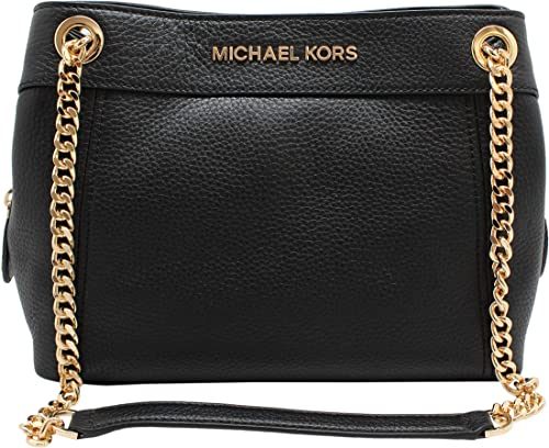 Michael Kors Second hand Michael Kors leather Shoulder Bag leather Navy