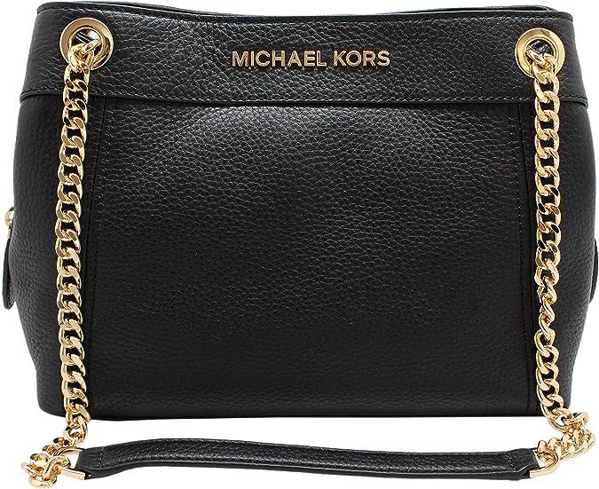 Michael Kors Medium Chain Messenger Signature Bag